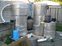External filters are easier to maintain and provide better water quality