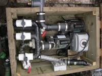 2 Dolphing pumps set up with jet valve control